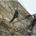 Rock Stabilization Program