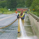 spring maintenance bridge