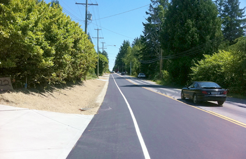 Highway 101 is Making Room for Cyclists
