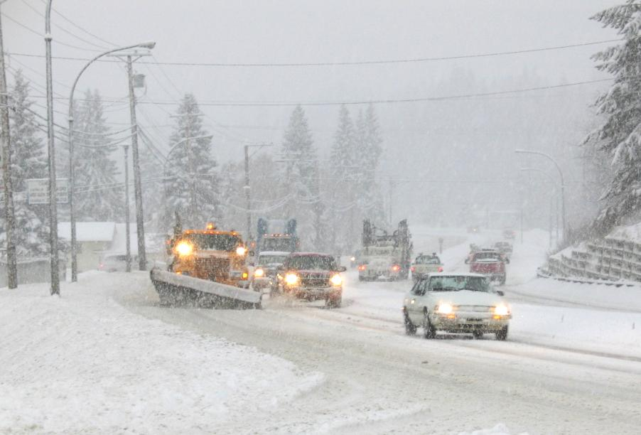 cold weather driving conditions