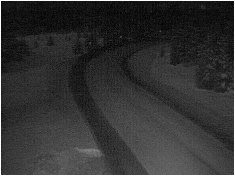 BC highway cams webcams Solar powered