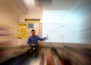 Back to School: Intelligent Transportation Systems in the Classroom