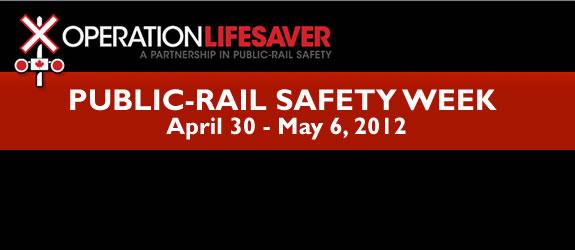 Operation Lifesaver 2012 Goal