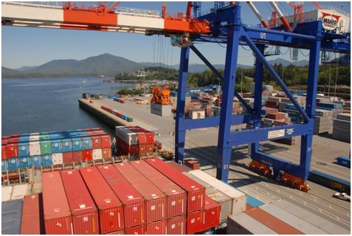 Vision for Port of Prince Rupert Afloat