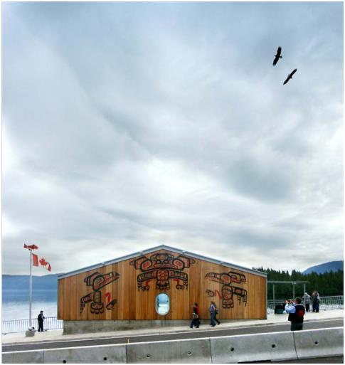 Klemtu Ferry Terminal a Winning Collaboration