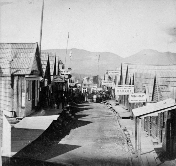 Plan to Pan in Barkerville This Summer