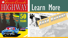 TCH50: Learn More about the Trans Canada Highway
