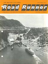 Road Runner, 1968, Volume 5, Number 3
