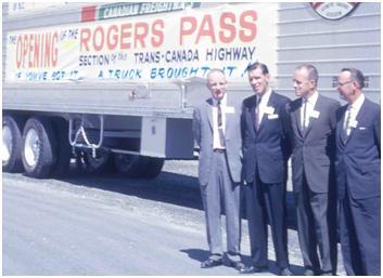 Trans Canada Highway History