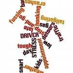 Driver Stress Wordle