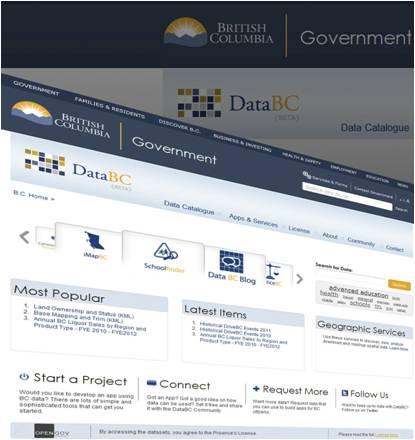 Information meets Innovation at DataBC