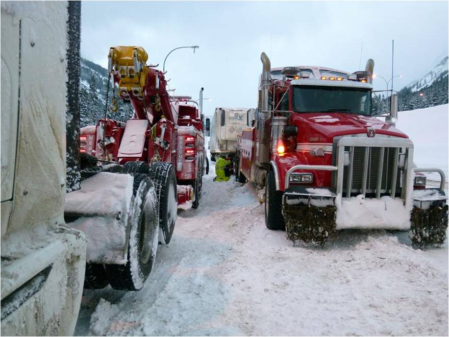 Discovery Channel Highway Thru Hell