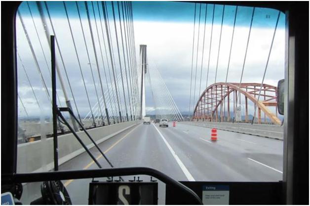 Highway #1 opens to Translink