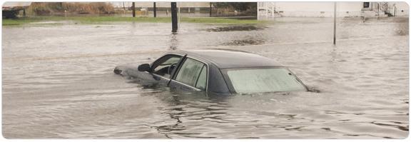BC Flood damaged vehicles