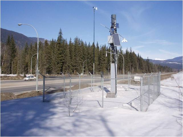 weather station bc