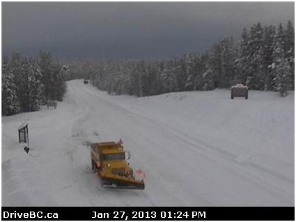 DriveBC BCHwycam Highways BC Cams webcam Plow