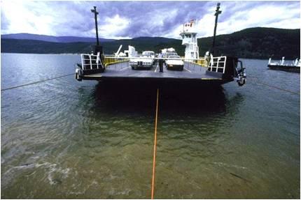 inland ferry