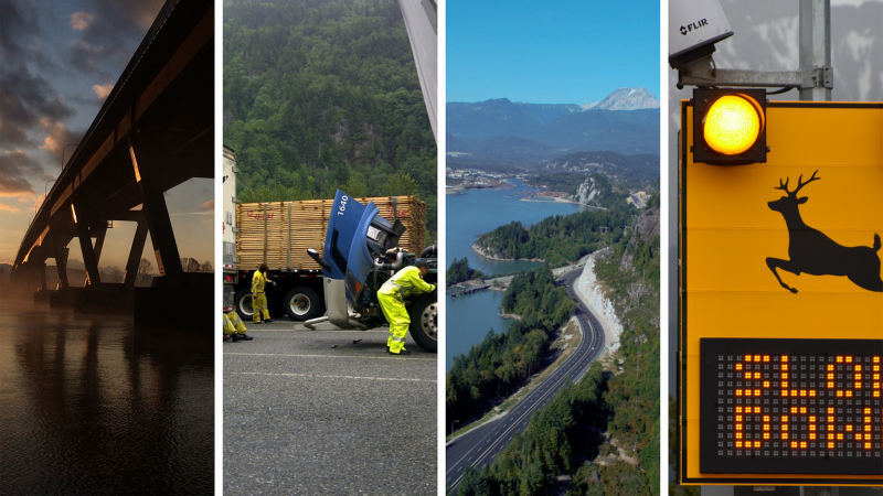 bc, british columbia, transportation, bc highways, ministry of transportation and infrastructure, tranbc