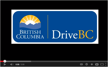 How well do you know DriveBC?   TranBC