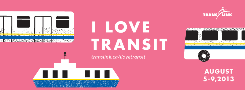 I Love Transit Week and the Buzzer Blog