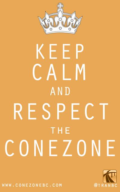 Respect the ConeZone