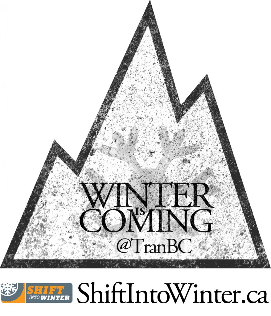 Winter is Coming_Winter Tire Symbol