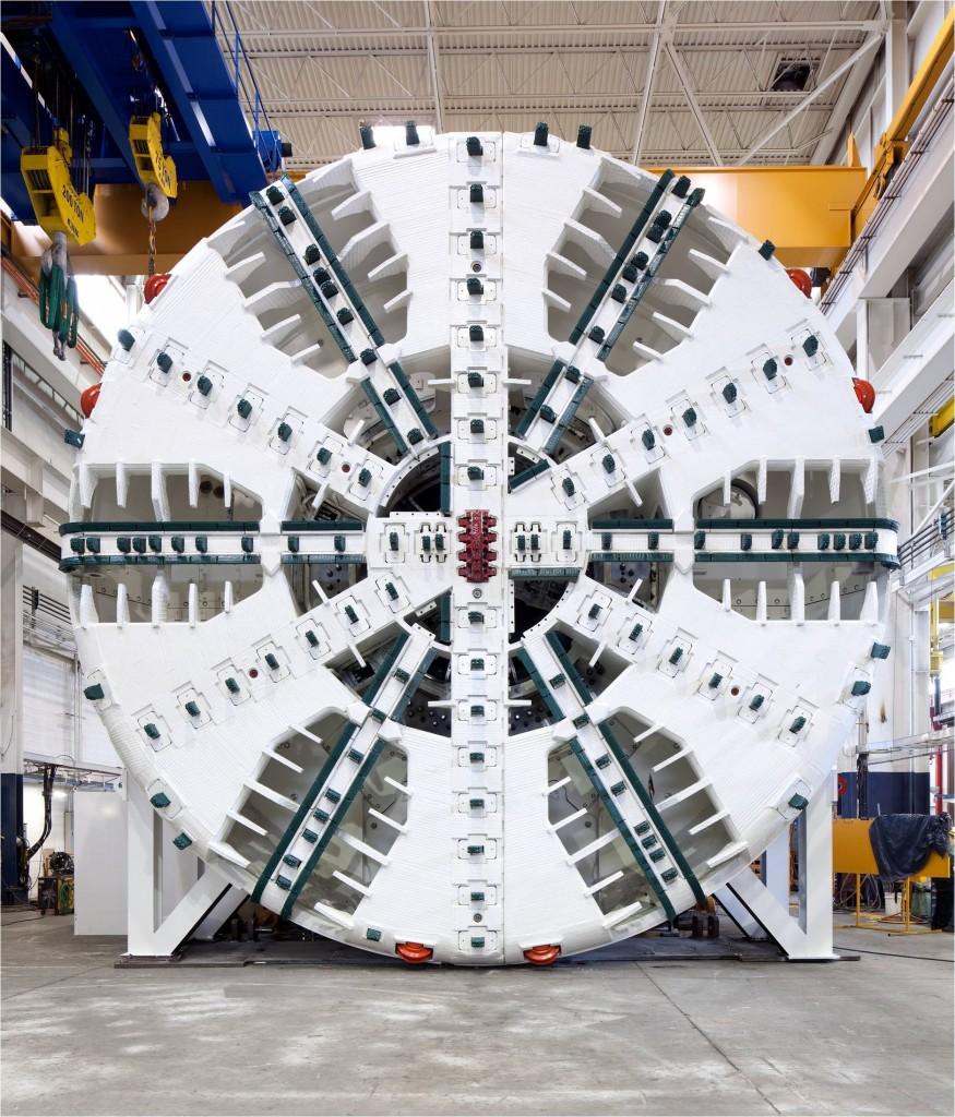 Tunnel Borer