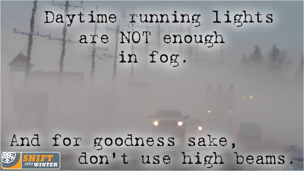The Wet Coast Tips For Driving In Fog And Rain Tranbc