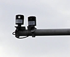 Signal Pre-emption device to hear vehicles approaching