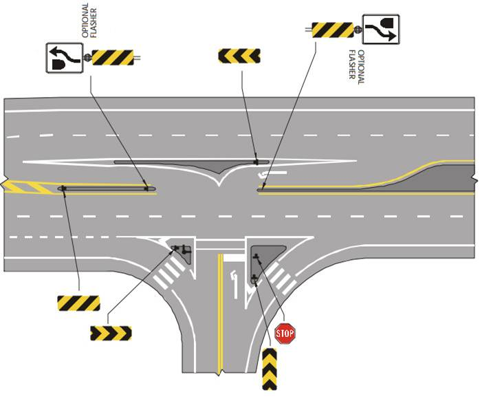 Putting The T In Highway 97a Intersection Safety on Suddenly Summer