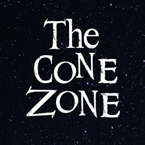 A cone zone version of twilight zone graphic
