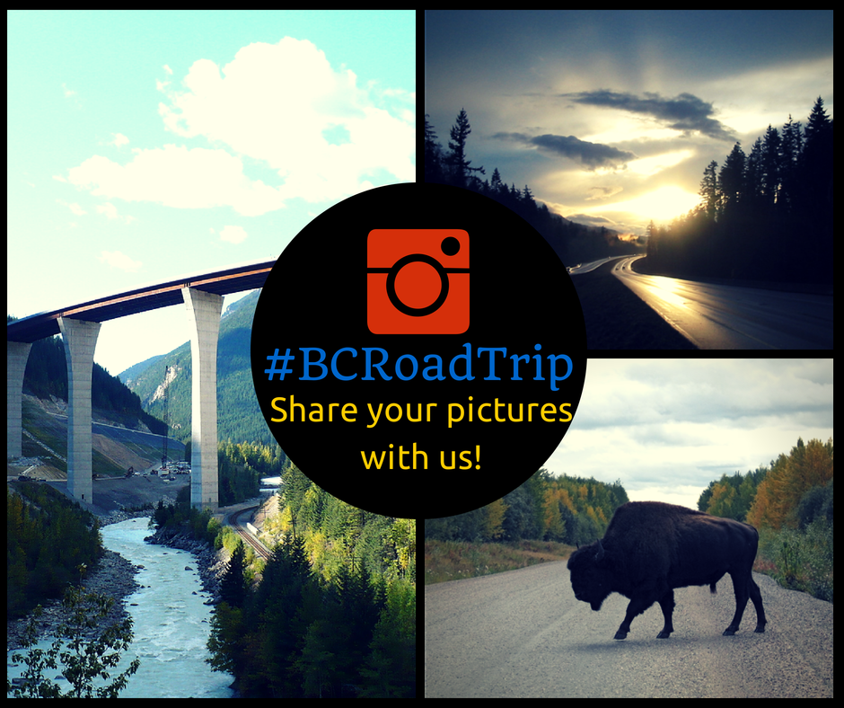 BC Highway photos