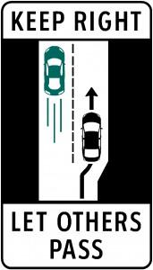 new BC highway sigange
