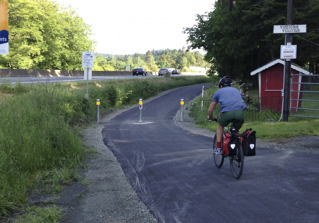Road Maintenance Salt Spring Island