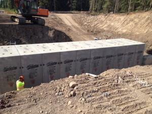 Underpass blocks