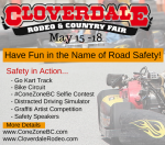 Cone Zone Go Kart Poster