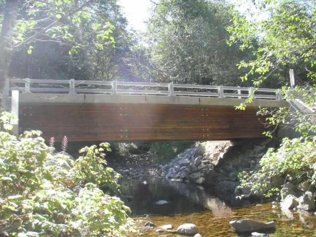 07015 Large Creek Bridge Image 2