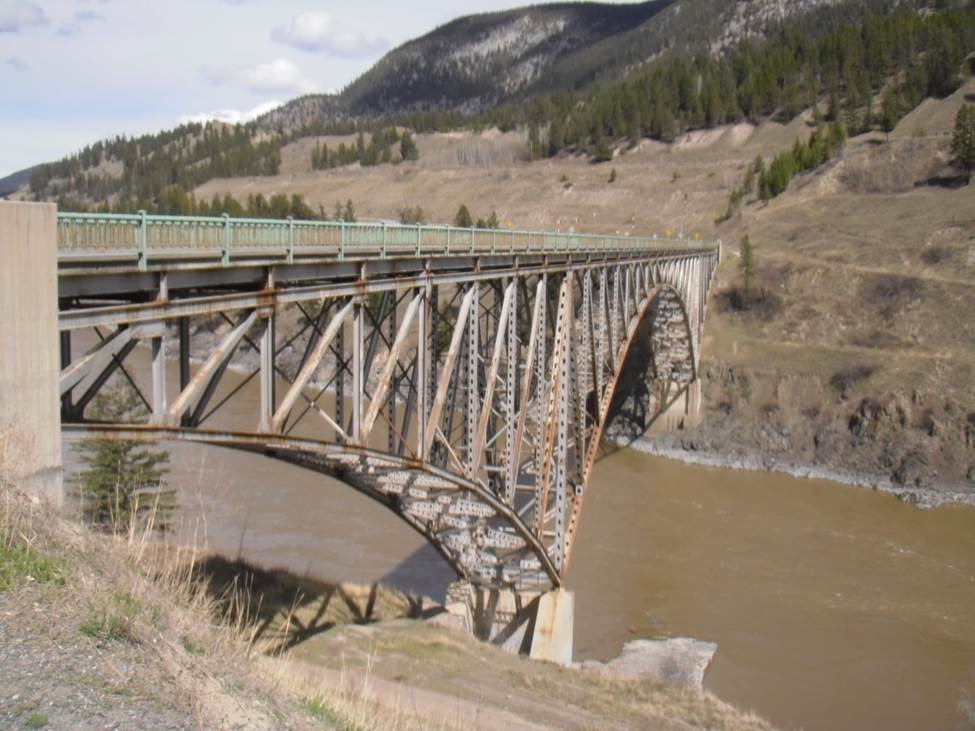 Chilcotin Bridge