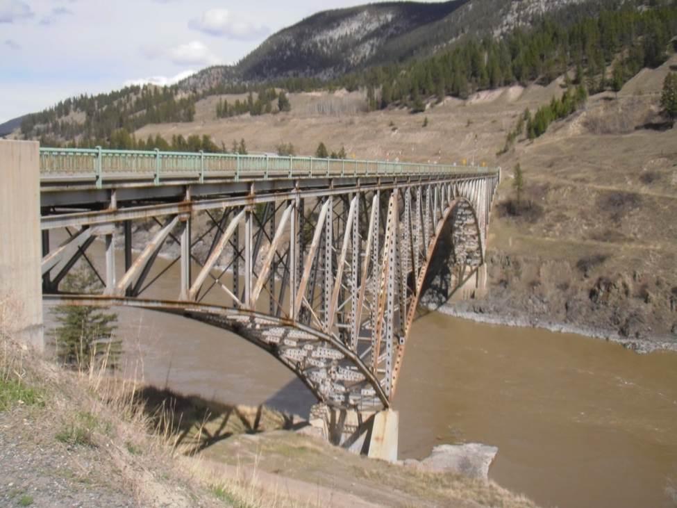Chilcotin Bridge