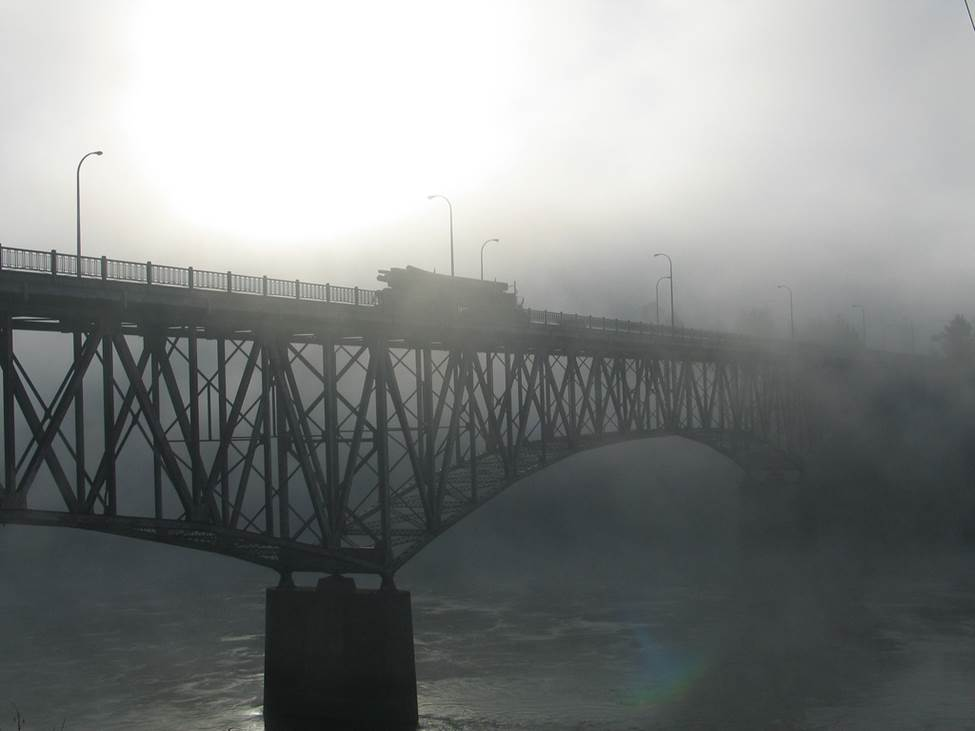 Simon Fraser Bridge 1