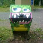 Garbage Gobbler