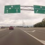 SFPR Eastbound