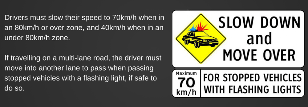 slow down move over explained