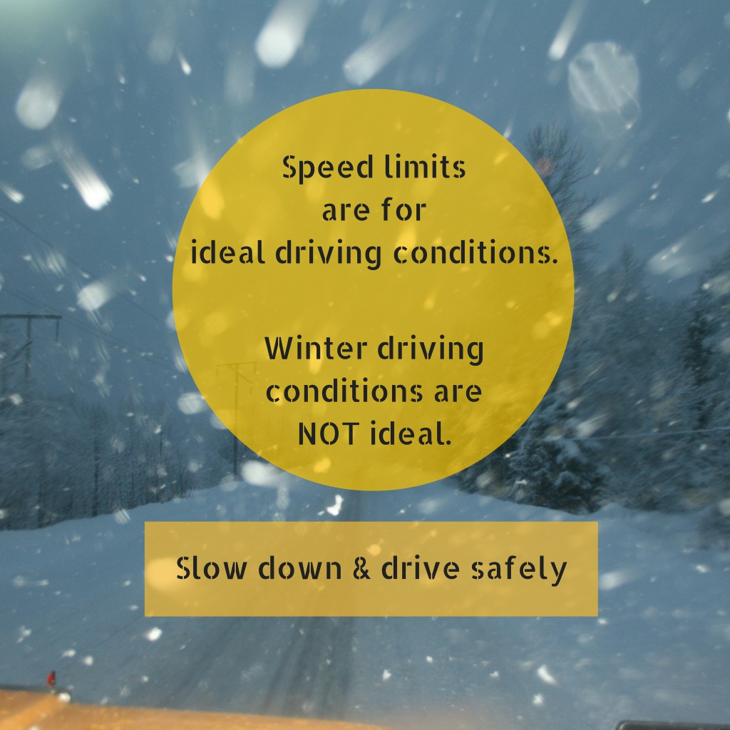 Drive to Conditions