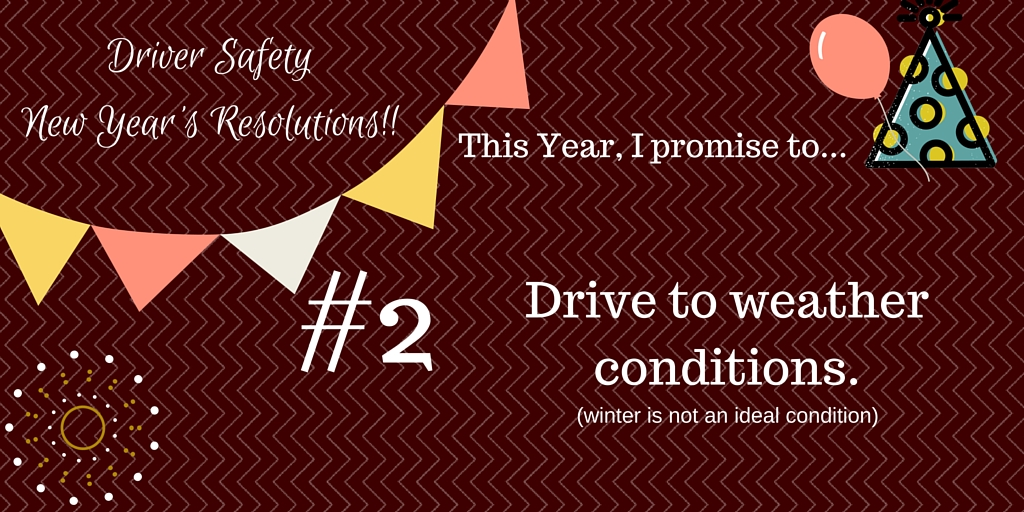 Driver Safety 2016 New Year's Resolutions | TranBC