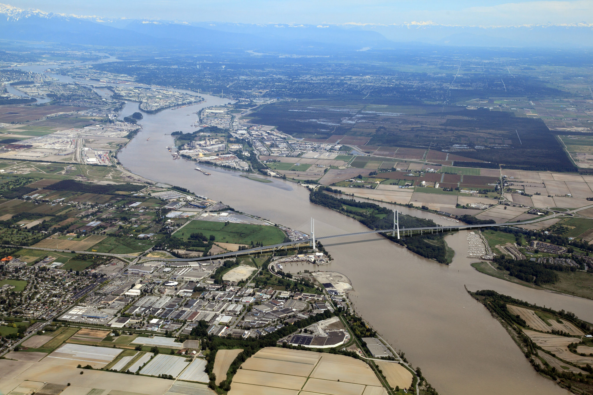 Fraser River Bridge