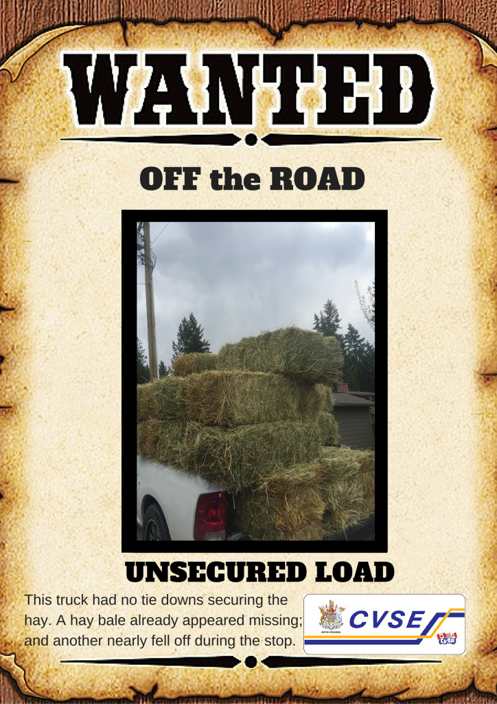 Unsecured Load