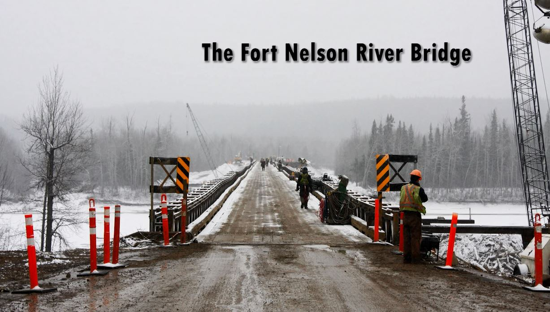 Ft Nelson River Bridge