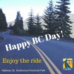 Happy BC Day!