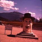 Woodhead on Trans-Canada Hwy